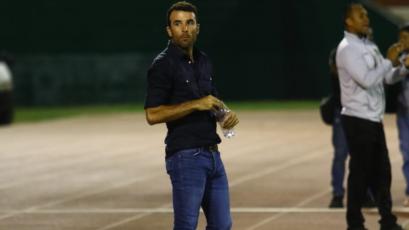 """Manuel Fernández: """"Necesitábamos sacarnos la mochila de tantos partidos sin ganar"""""""