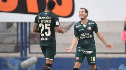 """Hernán Novick: """"Me pone contento el gol y más si sirve para que el equipo sume"""" (VIDEO)"""