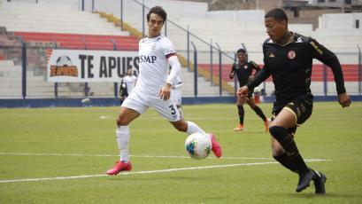 Liga1 Movistar: San Martín igualó 1-1 con diez hombres y UTC perdió su racha de triunfos (VIDEO)