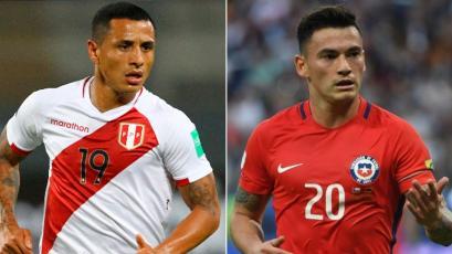 Eliminatorias Sudamericanas: conoce las posibles alineaciones de Perú y Chile