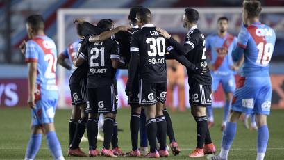 Sporting Cristal empató 1-1 ante Arsenal de Sarandí y pasó a cuartos de final de la Copa Sudamericana