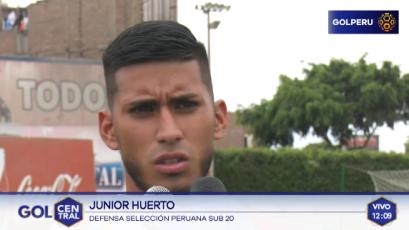 Junior Huerto: