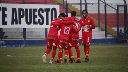Liga1 Movistar: Sport Huancayo derrotó por 3-1 A Cantolao en la jornada 13 de la Fase 1