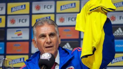 Federación Colombiana aceptó propuesta de Queiroz y su comando técnico de bajarse el sueldo