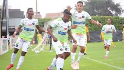 Thabiso Brown, de jugar en la tercera categoría de Bolivia a debutar como goleador con Pirata FC