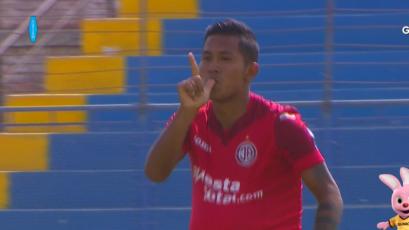 Juan Aurich respetó la casa y derrotó a Sporting Cristal