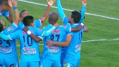 Binacional superó a FBC Melgar y se mantiene líder de la Liga1 Movistar (3-1)