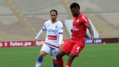 Liga1 Betsson: Carlos A. Mannucci y Sport Huancayo empataron 1-1 por la fecha 4 de la Fase 2 (VIDEO)