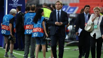 Directivos de la Juventus reclamaron al árbitro por la expulsión de Cristiano