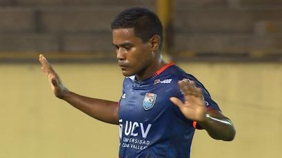 Universitario vs. César Vallejo: el golazo de Jersson Vásquez que prefirió no festejar