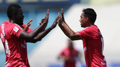 Liga1 Betsson: Sport Huancayo se impuso por 3-0 ante Deportivo Binacional por la Fase 1 (VIDEO)