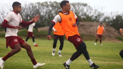 Universitario se fortaleció pensando en Sport Huancayo