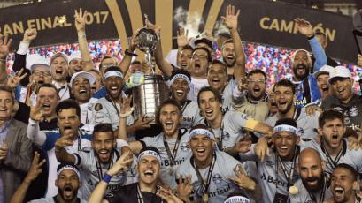 Copa Libertadores: el camino de Gremio al título