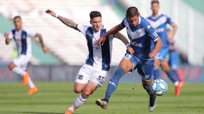 Luis Abram no pudo evitar la caída de Vélez Sarsfield en el inicio de la Superliga Argentina (VIDEO)
