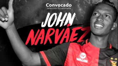 FBC Melgar: John Narváez es convocado a la Selección de Ecuador