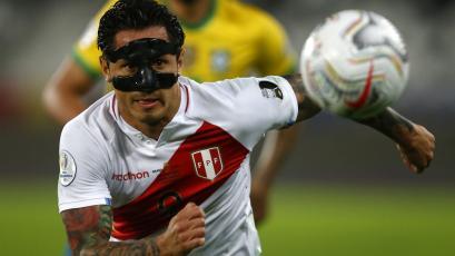 "Ricardo Gareca: ""Gianluca Lapadula tendrá que mantener su rendimiento para las Clasificatorias Sudamericanas"" (VIDEO)"