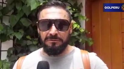 """Mario Villasanti: """"Va a ser un partido muy disputado ante Juan Aurich"""""""