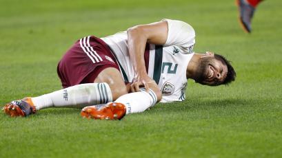 Néstor Araujo es baja en México para el Mundial
