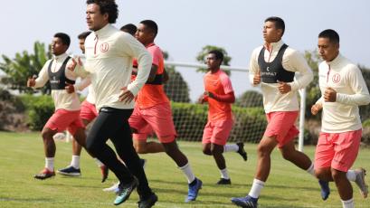 Liga1 Movistar: Universitario prepara el partido contra César Vallejo