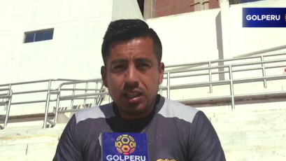 """Michael Sotillo: """"La idea es superar lo del año pasado clasificando a la Copa Libertadores"""""""