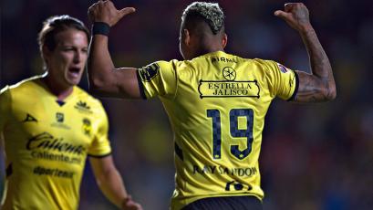 Morelia clasificó a los cuartos de final de la Copa MX gracias a un gol de Ray Sandoval