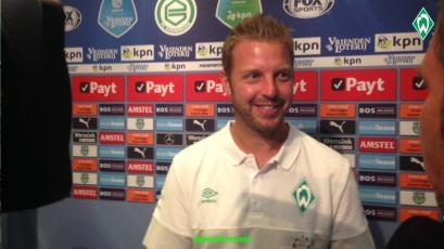 """DT del Werder Bremen sobre Pizarro: """"Tendrá sus momentos para marcar diferencia"""""""