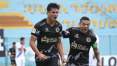Liga1 Betsson: Cusco FC goleó 3-0 a Alianza Atlético por la fecha 5 de la Fase 2 (VIDEO)