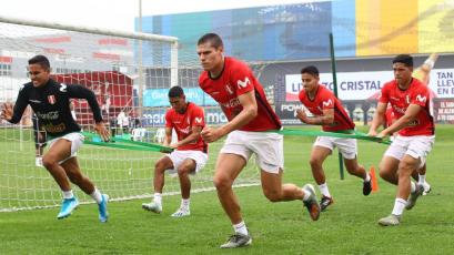 Selección Peruana Sub 23: las 4 cosas que Nolberto Solano le pide a Sebastián Gonzales (VIDEO)