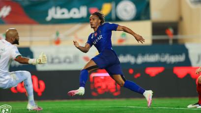André Carrillo anotó un nuevo gol en el triunfo del Al-Hilal (VIDEO)