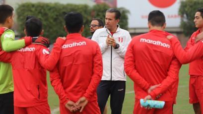 Selección Peruana: Sub 17 enfrentará a Argentina en dos amistosos