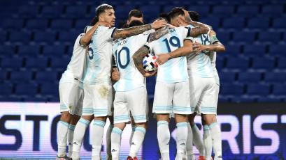 Selección Peruana: Argentina confirmó su equipo titular para enfrentar a la bicolor