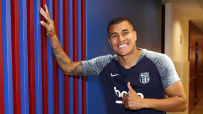 OFICIAL: Jeison Murillo es nuevo jugador del Barcelona