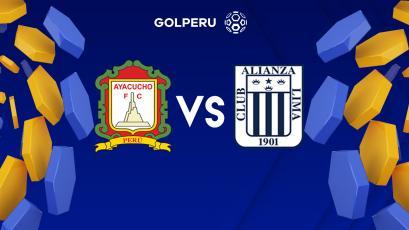 Previa: Alianza Lima va en busca de su primer triunfo ante Ayacucho FC
