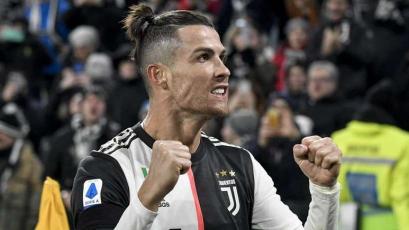 Cristiano Ronaldo podría renovar hasta el 2024 con la Juventus