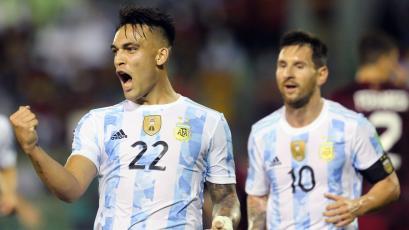 Eliminatorias Sudamericanas: Argentina triunfó 3-1 de visita ante Venezuela por la fecha 9