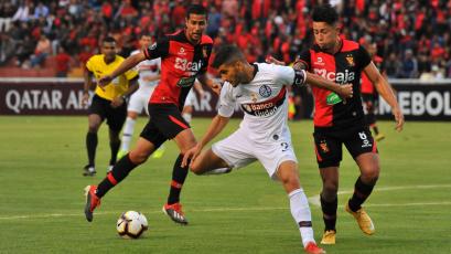 Melgar igualó sin goles ante San Lorenzo por la Copa Libertadores