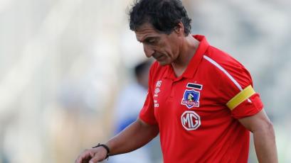 Mario Salas dejó de ser técnico de Colo Colo