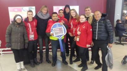 Selección Peruana: Ricardo Gareca llegó a Moscú para el sorteo de fase de grupos