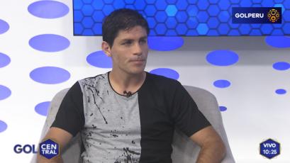 """Emiliano Ciucci: """"Es un acierto que la base del año pasado se haya quedado"""""""