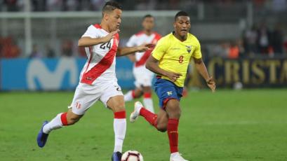 """Cristian Benavente: """"Mi sueño es jugar un Mundial con la Selección Peruana"""""""