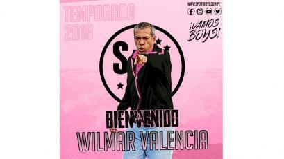 Wilmar Valencia es el nuevo estratega del Sport Boys