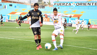 Liga1 Movistar: Ayacucho FC igualó 1-1 ante Cusco FC por la fecha 15 (VIDEO)