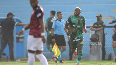 Liga1 Betsson: Jefferson Farfán volvió a jugar con Alianza Lima tras casi 17 años (VIDEO)