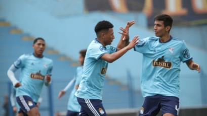 Torneo de Reservas: Sporting Cristal sigue en lo más alto de la tabla de posiciones