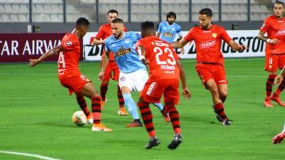 Copa Libertadores: Sporting Cristal derrotó a Barcelona en Lima y cerró su participación (VIDEO)