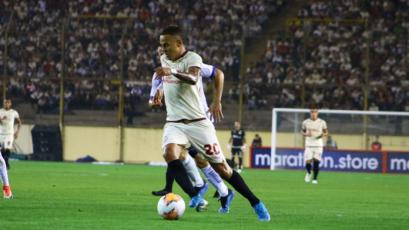 Universitario de Deportes cayó por 1-0 ante Cerro Largo de Uruguay en la 'Noche Crema' (VIDEO)
