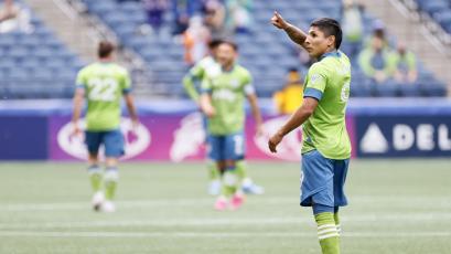 Raúl Ruidíaz marcó a lo 'panenka' para el Seattle Sounders y se convirtió en el goleador de la MLS (VIDEO)