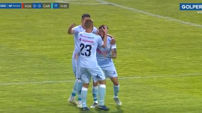 Real Garcilaso se impone ante Sport Huancayo en el debut de Juan Reynoso