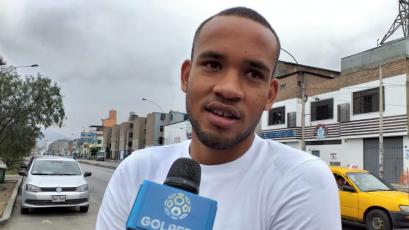 """Aldair Salazar: """"Alianza Lima es el equipo donde quería estar"""""""