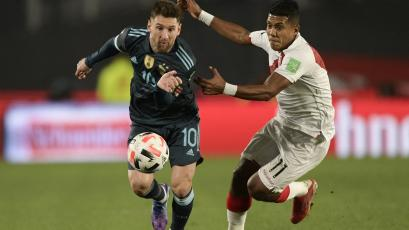 Eliminatorias Sudamericanas: Perú cayó 1-0 en su visita a Argentina por la fecha 12